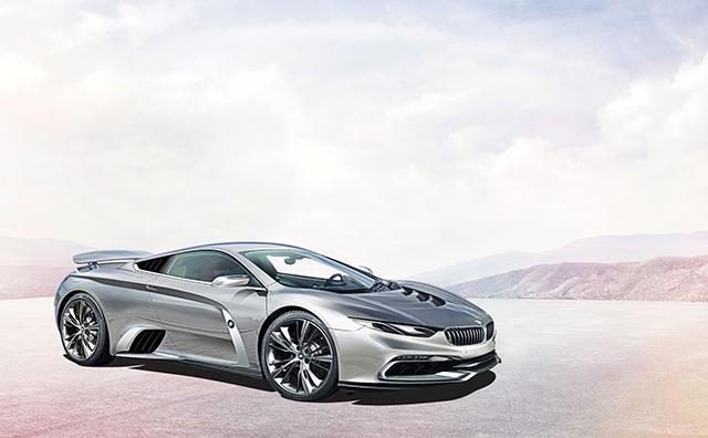 2020年推全新超跑 宝马与迈凯轮合作密谋全新车型
