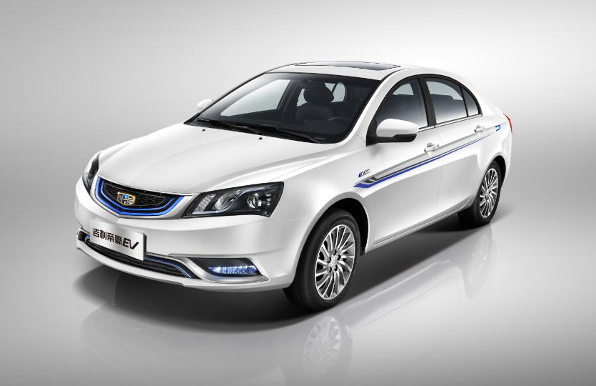 吉利帝豪ev400-五年后,我们应该都开新能源车了高清图片