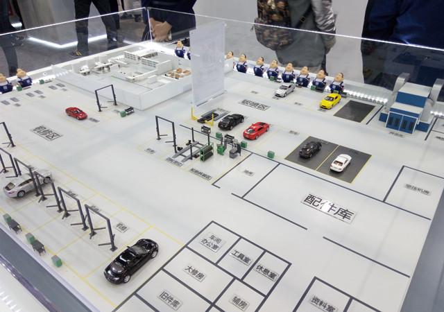 1分钟带您逛遍2015上海法兰克福汽配展5