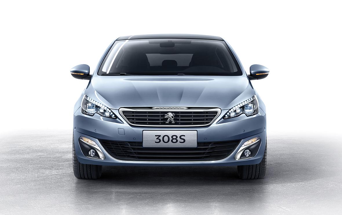 说车一分钟快评#标致-308s  同为法系,这几年在中国,标致比雪铁龙活跃