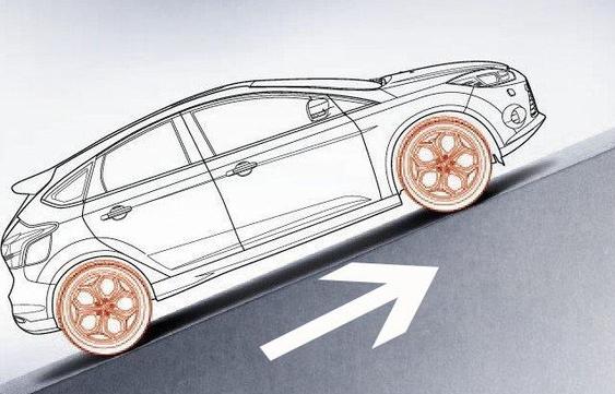 手动挡汽车坡道起步技巧方法