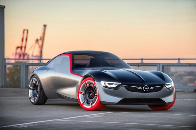 未来还很远 欧宝宣布取消GT概念车量产计划0