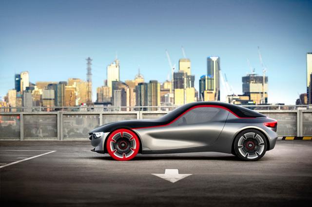 未来还很远 欧宝宣布取消GT概念车量产计划1