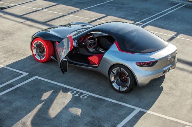 未来还很远 欧宝宣布取消GT概念车量产计划2