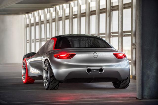 未来还很远 欧宝宣布取消GT概念车量产计划3