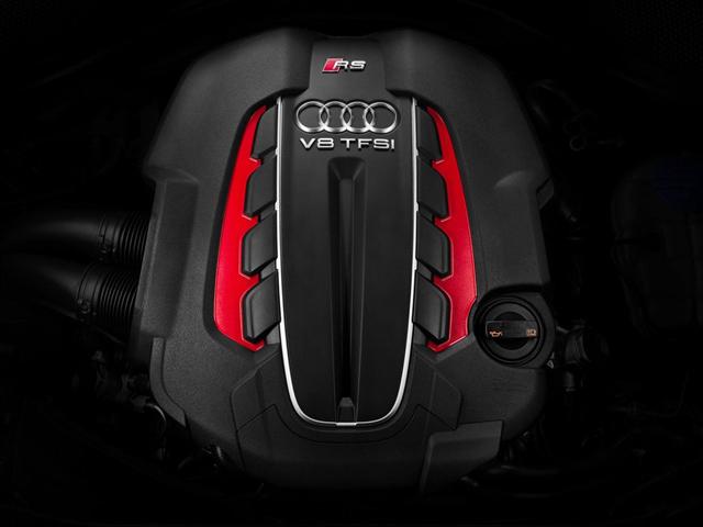 炽热的保姆 奥迪RS6 Avant诠释高性能瓦罐新定义4