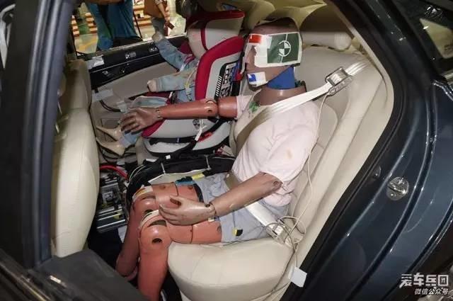 汽车侧气囊位置示意图